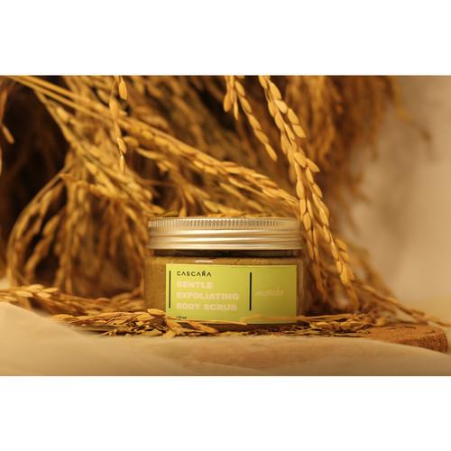 Foto Produk Body Scrub Cascara (Matcha) dari beautybycascara