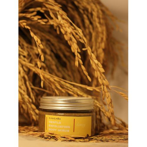 Foto Produk Body Scrub Cascara (Honey) dari beautybycascara