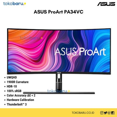 Foto Produk ASUS ProArt PA34VC dari Kohen Store