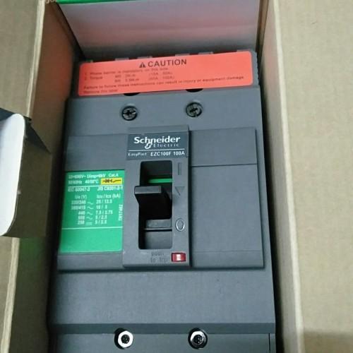 Foto Produk BREAKER MCCB Schneider Ezc 3P 100F 100 A dari CHB Electric