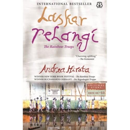 Foto Produk LASKAR PELANGI : ORIGINAL STORY ANDREA HIRATA dari Millennia Bookstore
