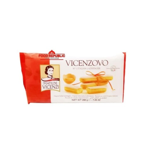 Foto Produk LADY FINGER MATILDE VICENZI VICENZOVO ORIGINAL ITALIAN HALAL IMPORT dari foodsupply.co