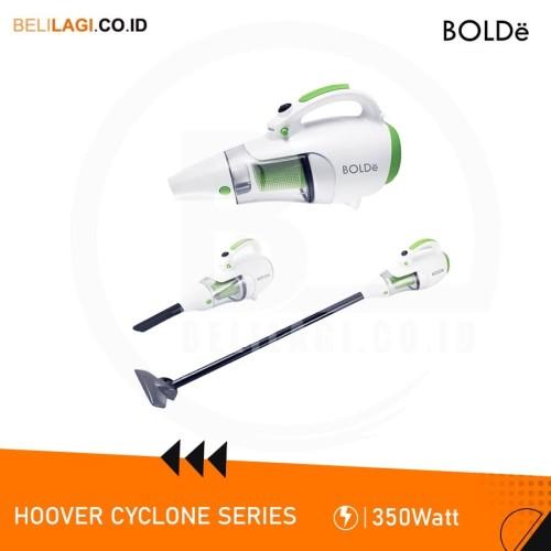 Foto Produk Bolde Super Hoover Cyclone Vacum Cleaner - Merah Muda dari BELILAGI.CO.ID