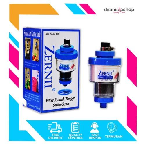 Foto Produk Filter Air Zernii penyaring penjernih Kran Air dari Loppin Shop