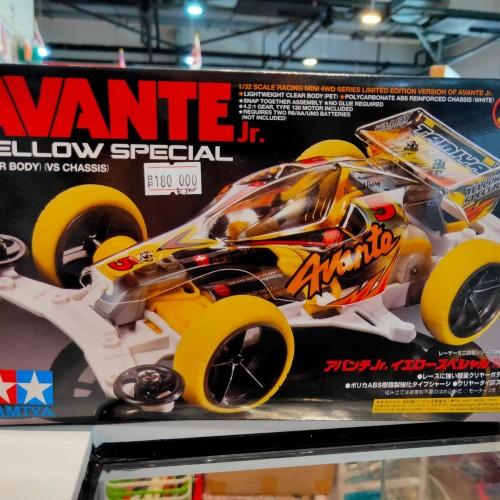 Foto Produk 95060 AVANTE JR YELLIW SPECIAL dari Jordan Toys