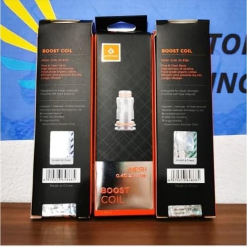 Foto Produk COIL AEGIS BOOST COIL 0.4 OHM AUTHENTIC dari Distributor Vaping