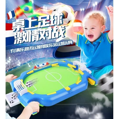 Foto Produk MB63 Mainan Meja Sepakbola Anak CH2411 Football Table Contest Games dari Mmtoys Indonesia