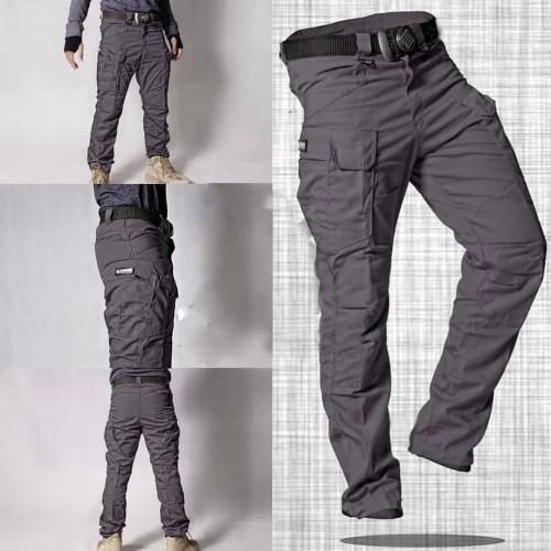 Foto Produk Celana Tactical Bahan Ripstop American Drill - Abu abu - 28 dari PZHC Store
