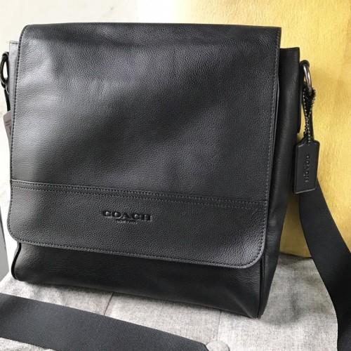 Foto Produk Coach Houston Map Bag Black dari ferliarj16
