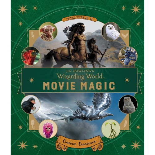 Foto Produk Wizarding World: Movie Magic Volume 2 | Hardback dari EA Storage