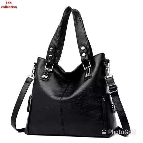 Foto Produk Handbag Leather Simply Tas Wanita Kulit Tas Selempang Wanita Murah dari SUPERSTORE1