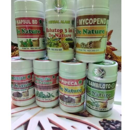 Foto Produk Obat Herbal HIV-AIDS De Nature dari TamaZia