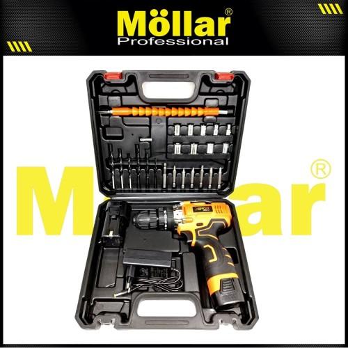 Foto Produk XENON CDID707 Mesin Bor Beton Baterai Aksesoris Cordless Impact Drill dari Mollar Official
