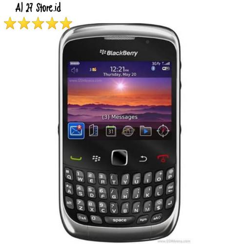Foto Produk Blacberry 9300 Original Bb 9300 Murah Jadul - Putih dari Al 27 Store.id