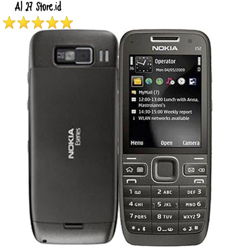 Foto Produk Nokia E52 Hp handphone Nokia E52 Nokia Jadul Nokia Classic Original dari Al 27 Store.id