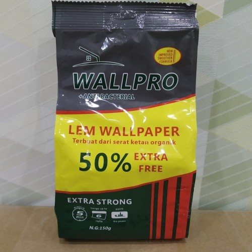 Foto Produk Lem Wallpaper NEW WALLPRO dari Maju Interior