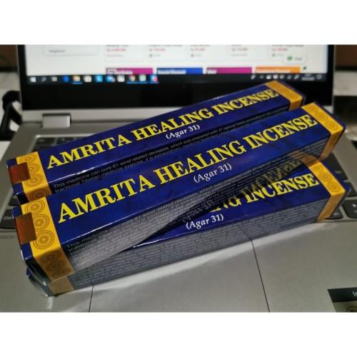 Foto Produk Amirta Healing Inccense (Agar 31) / Dupa Kesehatan Tibetan dari Sherlingpa Dharma Store