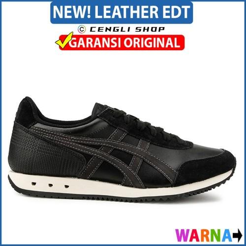 Foto Produk Sepatu Pria Sneaker ONITSUKA TIGER ASICS ORIGINAL New York Black dari Faridan11
