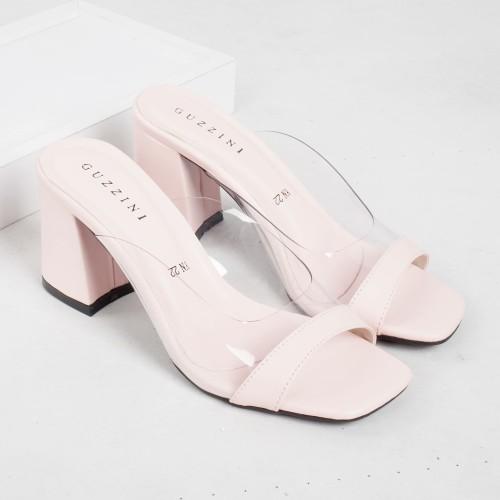 Foto Produk Guzzini YN 22 Pink Salem - Sandal Block Heels Casual dari Guzzini