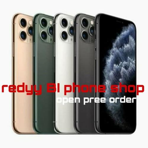 Foto Produk iphone 11 pro max 256gb NEW garansi apple 1tahun dari BI PHONE SHOP