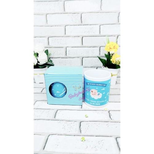 Foto Produk Souvenir mug custom one month baby girl dari We_Print_Mahakarya