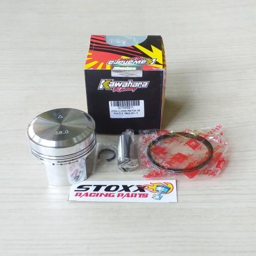 Foto Produk PISTON 58 PEN 14 KAWAHARA seher pin dari Stoxx Kaskus