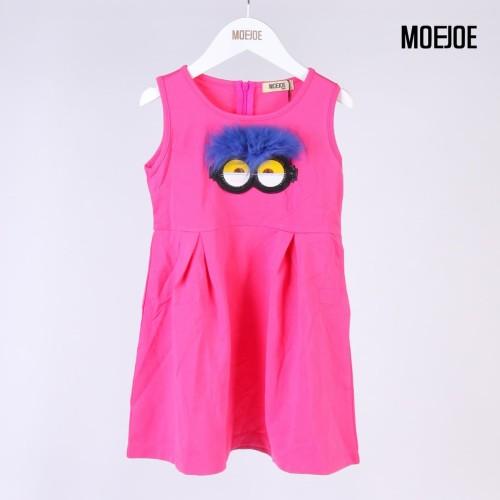Foto Produk MOEJOE Minion Eyes Dress- Gaun Polos, Simple Mata Minion - 6 dari moejoeapparel
