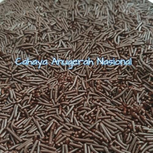 Foto Produk Meses Primer Merah 1 Kg Repack / Kualitas Garuda Meses dari Bahan Kue CAN