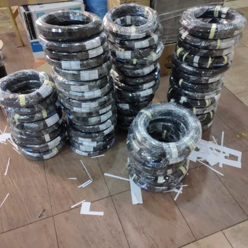 Foto Produk Kabel ftth dropcore 1 core precon 1 core 100m lengkap konektor dari LDS Jaya