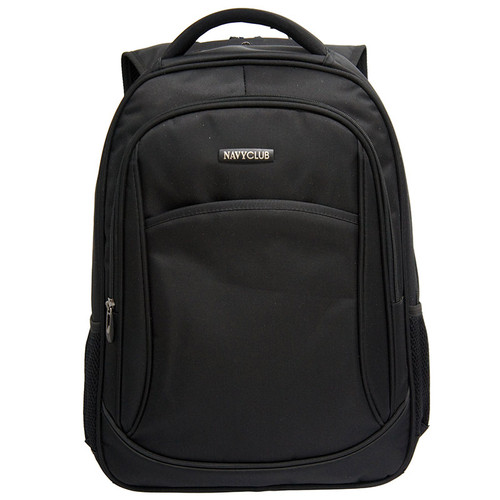 Foto Produk Navy Club Tas Ransel Laptop Tahan Air -Backpack Up to 15 inch HBIB - Hitam dari Navy Club Official Store