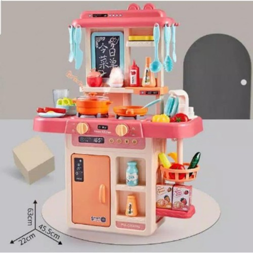 Foto Produk Mainan Anak Kitchen Set Jumbo Import Lengkap dari JOJEL