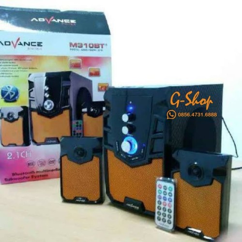 Foto Produk SPEAKER ADVANCE M310BT PLUS dari gshop jogja