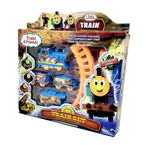 Foto Produk Mainan Kereta Api Motif Thomas - Thomas dari Grandia Shop