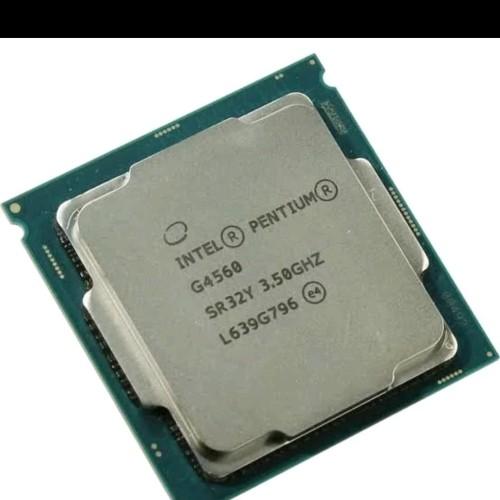 Foto Produk PROCESSOR G4560 SOCKET 1151 dari AL computerr