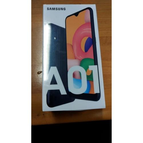 Foto Produk Samsung Galaxy A01 2/16GB - Hitam dari mindfullshop