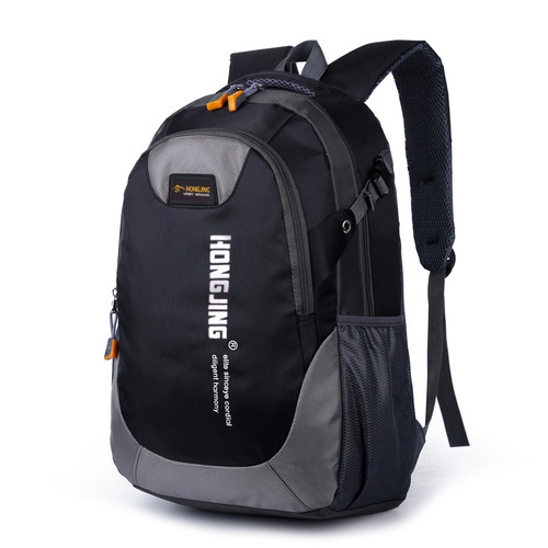Foto Produk Freeknight Tas Ransel Pria Backpack Laptop Waterproof TR107 - Hitam dari Freeknight