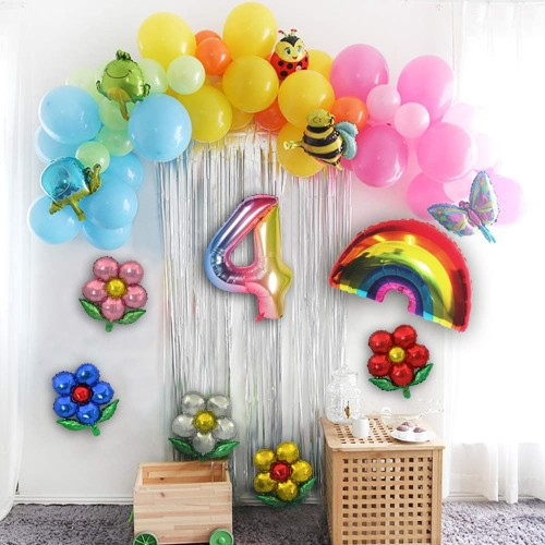 Foto Produk Garden's Bug Set Balloon / Dekorasi Tema Taman - 4 dari Balonasia