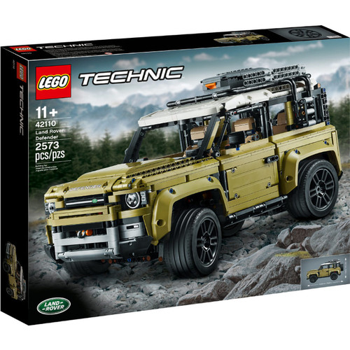 Foto Produk LEGO 42110 - Technic - Land Rover Defender dari Ins Point