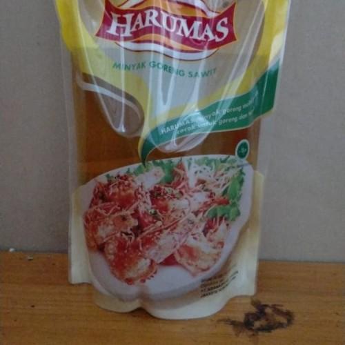 Foto Produk Minyak Goreng Harumas 2 liter dari samudrasembako