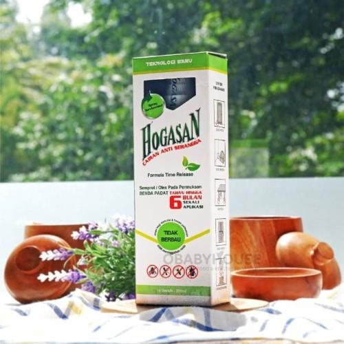 Foto Produk Hogasan Insect Repellent Liquid 200ml dari obabyhouse