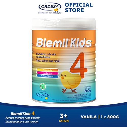 Foto Produk Blemil Kids 4 Susu Anak (3 Tahun Ke Atas) - 800gr dari Blenutenblemilkids