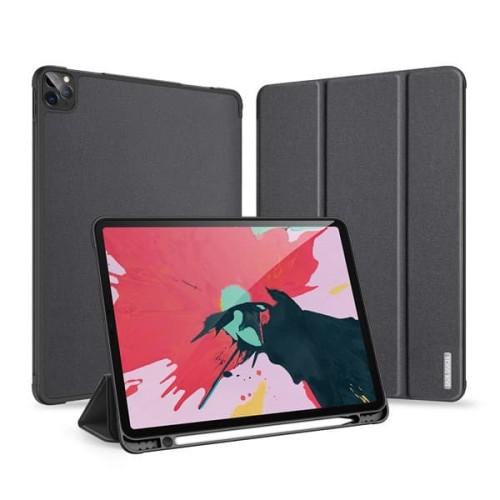 Foto Produk Case iPad Pro 2020 11 & 12.9 inch Dux Ducis Domo Series Cover Casing - Merah Muda, 11 inch dari Pine Premium Gadget Acc