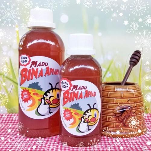 Foto Produk MADU SUPER BINA APIARI BOTOL KECIL dari Herbis
