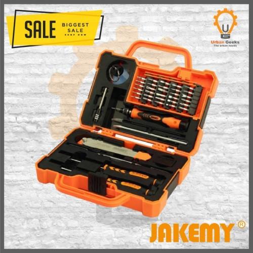 Foto Produk OBENG TOOL SET MEREK JAKEMY JM-8139 ORIGINAL JM 8139 dari Urban Geeks