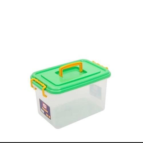 Foto Produk Box Shinpo CB 15 Sip 133-2 Handy Container kotak handle by Grab/Gojek dari sukses makmur plast