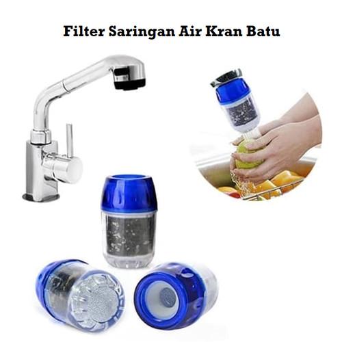 Foto Produk Filter Saringan Air Kran Batu Medical Stone Water Filter Purifier dari mofan accesories