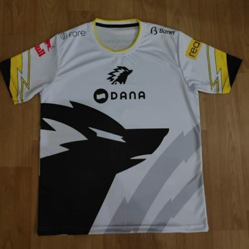 Jual Baju Kaos Jersey Onic Esport 2020 Game Ff Mlbb Pubg Codm Anak Jumbo Putih L Kota Bandung Krira Design Tokopedia
