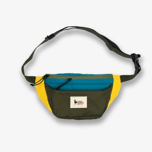 Foto Produk Waist Bag artch Tas Pinggang Slempang Waterproof Bandung dari artch