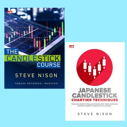 Foto Produk Buku The Candlestick Course & Japanese Charting Techniques Steve Nison dari Showroom Books