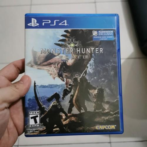 Foto Produk monster hunter world BD dari Creatinggo Solution